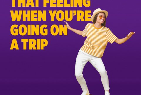Experience no. 34 : That feeling when you're going on a trip