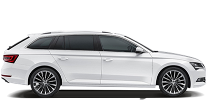 Skoda Superb Combi Automatic