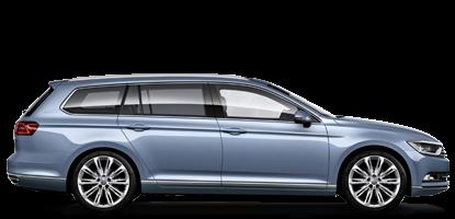 VW Passat Combi Automatic