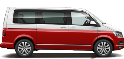 VW Transporter Automatic